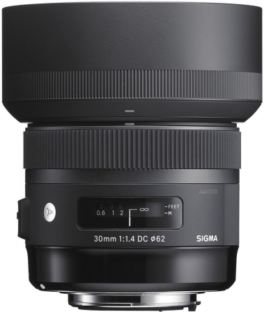 Sigma 30mm F1.4 DC HSM Art (Canon)