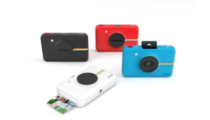 POLAROID SNAP CAMERA RED