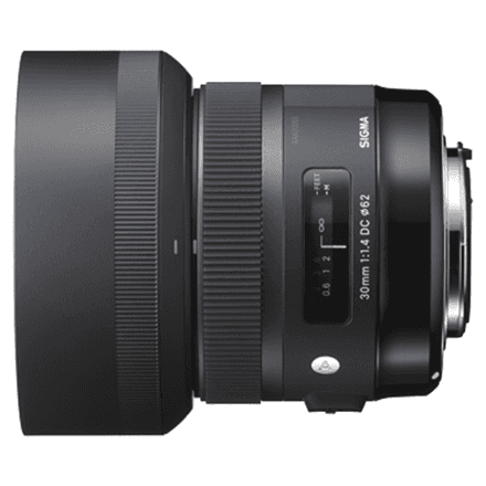Sigma 30mm F1 4 Dc Hsm Art Sony A