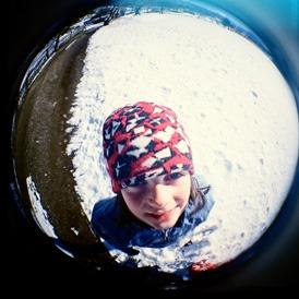 The 20mm Diana+ Fisheye Lens