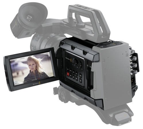 Vaizdo kamera Blackmagic URSA Mini 4.6K EF