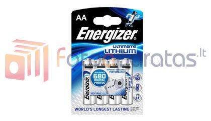 energizer ultimate lithium 9v block 1 blister. Black Bedroom Furniture Sets. Home Design Ideas